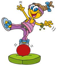 kinderhotels europa, kinderhotel, smiley, artmaja, mario maja stroitz, comicart, comic, cartoon, maskottchen, familie, urlaub, yoga
