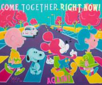 art, comic, kunst, austria, carinthia, mario maja stroitz, artmaja, popart, comic art, comicart, klagenfurt, beatles, mickey mouse, peanuts, snoopy