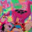 art, comic, kunst, austria, carinthia, mario maja stroitz, artmaja, popart, comic art, comicart, klagenfurt, flintstones, dino, fredfeuerstein, grafitti, sprayart