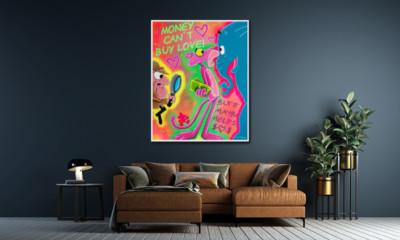 art, comic, kunst, austria, carinthia, mario maja stroitz, artmaja, popart, comic art, comicart, klagenfurt, kunst, kunstgalerie, love, pinkpanther, pop-art, money