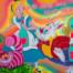 art, comic, kunst, austria, carinthia, mario maja stroitz, artmaja, popart, comic art, comicart, klagenfurt, kunst, kunstgalerie, alice, aliceimwunderland, rolex, domperignon, dollar