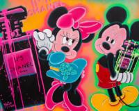 art, comic, kunst, austria, carinthia, mario maja stroitz, artmaja, popart, comic art, comicart, klagenfurt, kunst, kunstgalerie, mickeyminnielove, chanel5, warehouse72